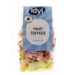 Fruittoffees suikervrij