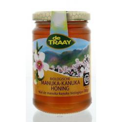 Manuka kanuka honing bio