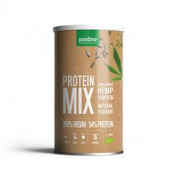 Vegan hennep pompoen & zonnebloem mix bio