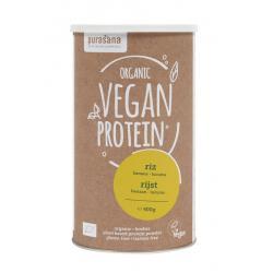 Vegan rijst proteine banaan lucuma bio