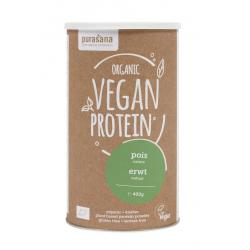 Vegan protein pea natural