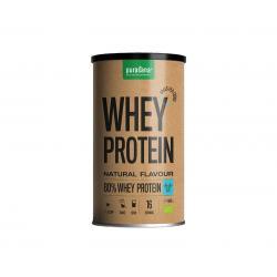 Whey proteine naturel bio