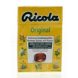 Original herb suikervrij