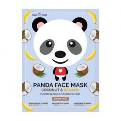 Panda sheet face mask coconut & banana