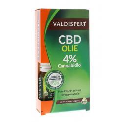 CBD Olie 4%