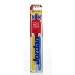 Tandenborstel total clean medium