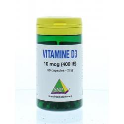 Vitamine D 400IE 10 mcg