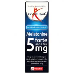 Melatonine 5 mg forte