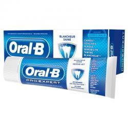 Tandpasta gezond wit