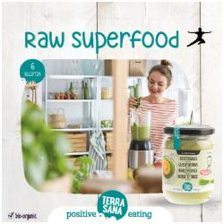 Brochure raw & superfoods