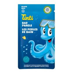 Bath pearls blue sachet