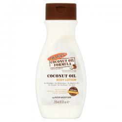 Coconut oil formula body lotion