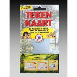 Safecard tekenkaart & loep