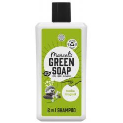 2 in 1 Shampoo tonka & muguet