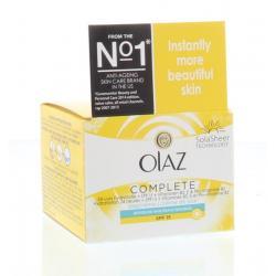 Essentials care compleet dagcreme gevoelige huid