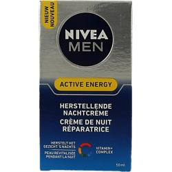 Men active energy nachtcreme