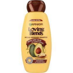 Loving blends shampoo avocado karite