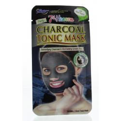 7th Heaven face mask charcoal tonic sheet