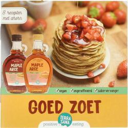 Ahornsiroop receptboek