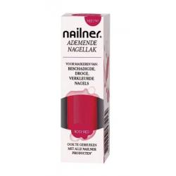 Nagellak rosy red