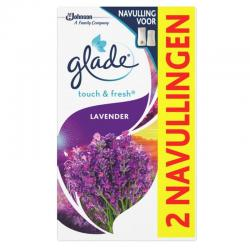 Touch & fresh navul duo lavendel 10 ml