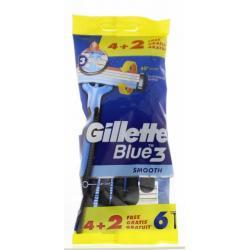 Blue 3 wegwerpmesjes