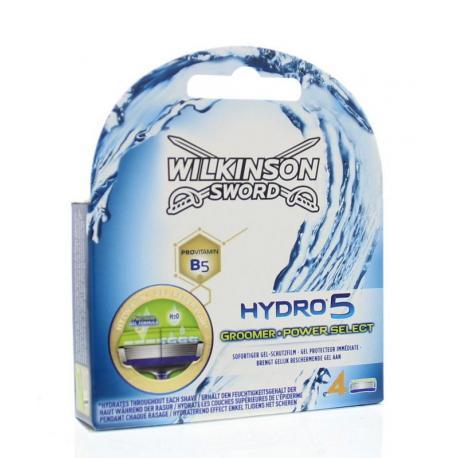 Hydro 5 groomer power select mesjes