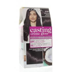 Casting creme gloss 100 black caviar