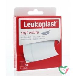 Soft white 8 x 10 cm