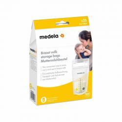 Moedermelk bewaarzakjes