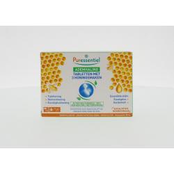 Ademhaling pastilles 3 honingsmaken