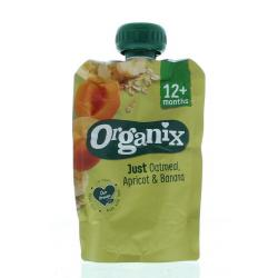 Just oatmeal apricot banana 12+ maanden bio