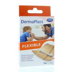 Pleister flexible 10 x 6 cm