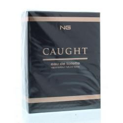 Caught eau de toilette man
