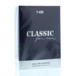 Classic for men eau de toilette