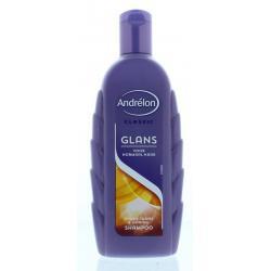 Shampoo glans