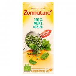 Munt thee 100% bio