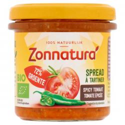 Groentespread spicy tomato