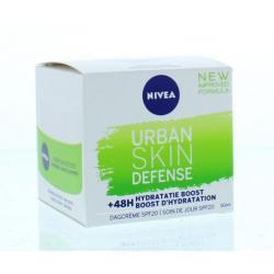 Dagcreme urban skin detox