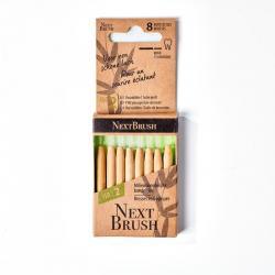Bamboe interdentale ragers ISO 2