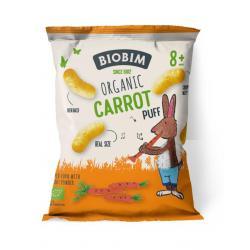 Carrot puff 8+ maanden bio