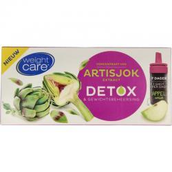 Detox shots artisjok appel