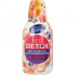 Detox siroop red vetverbrandend
