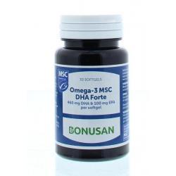 Omega 3 MSC DHA forte