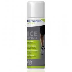 Active ice spray