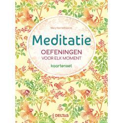 Meditatie oefening kaartenset