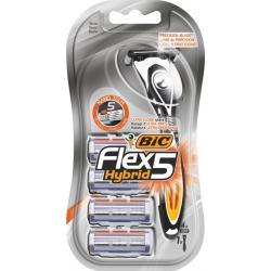 Flex 5 hybrid shaver