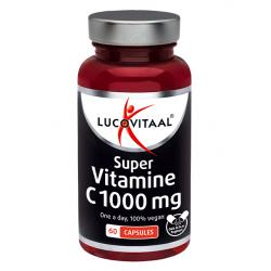 Vitamine C 1000 mg vegan