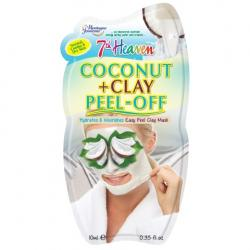 7th Heaven face mask coconut & clay peel off