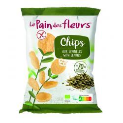 Chips met linzen